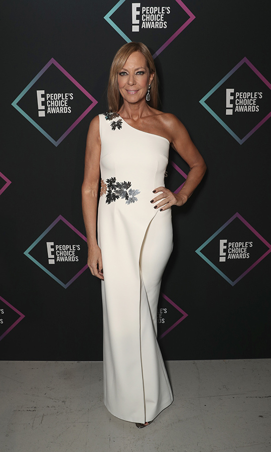 Allison Janney in Safiyaa