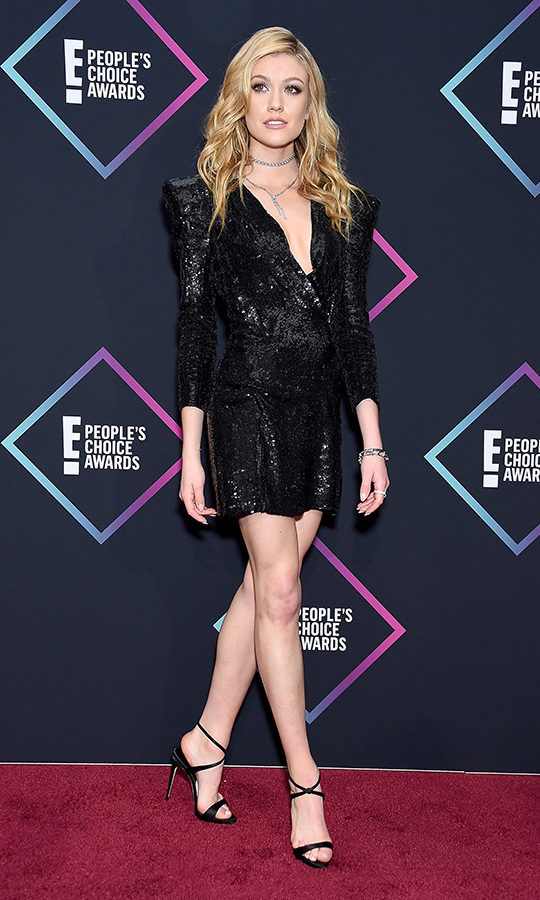 Katherine McNamara in Balmain