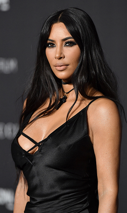 <h2>Kim Kardashian and Kanye West</h2>