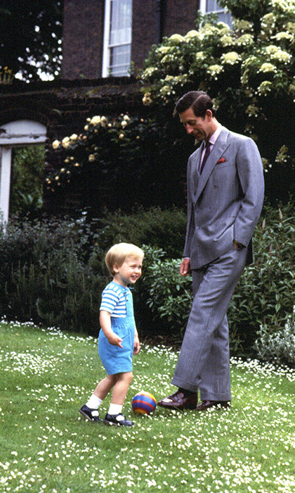 <h2>A DOTING DADDY</h2>