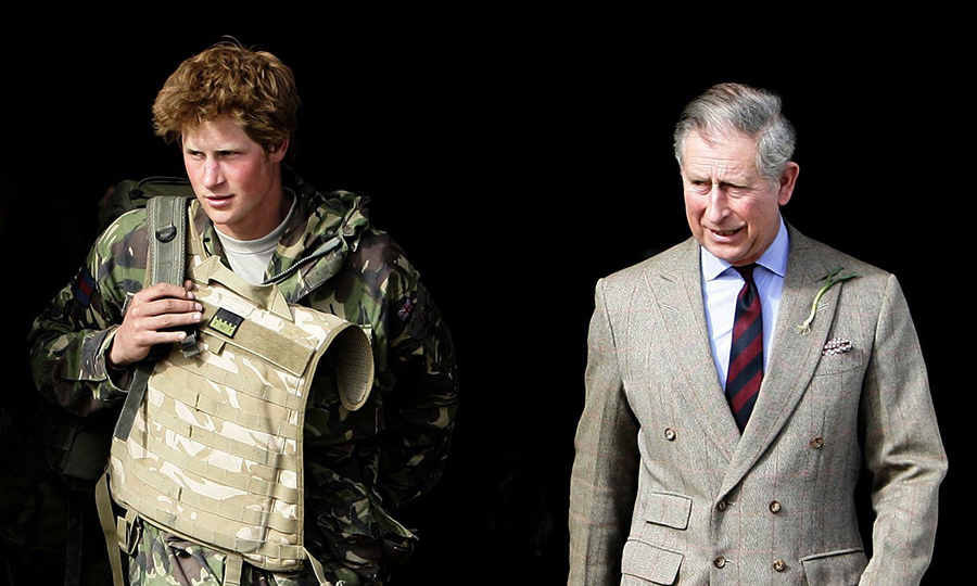 <h2>SERVING QUEEN AND COUNTRY</h2>