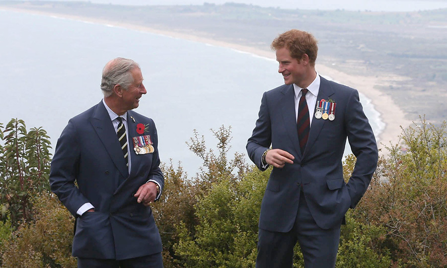 <h2>DECORATED LIKE DAD</h2>
