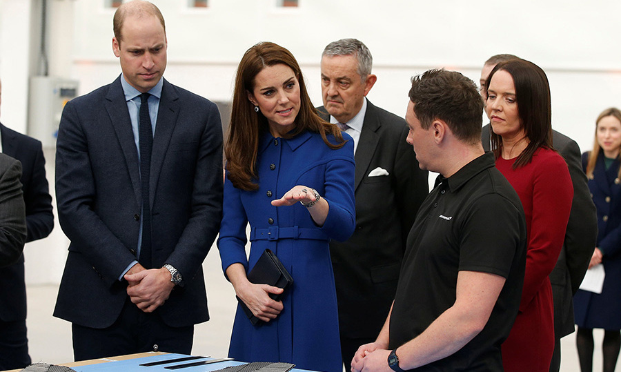 Kate had some questions about the centre's manufacturing practices.