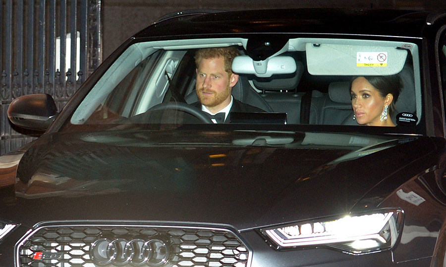 <h2>Prince Harry and Meghan</h2>