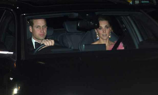 <h2>Prince William and Kate</h2>