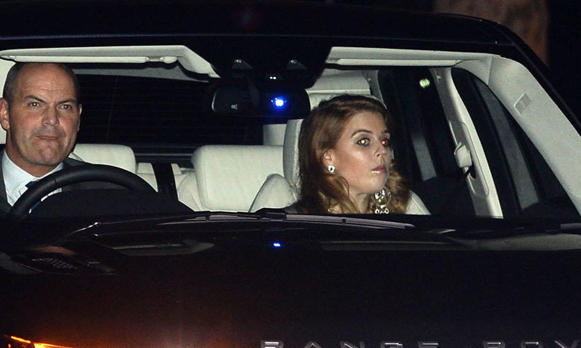 <h2>Princess Beatrice</h2>