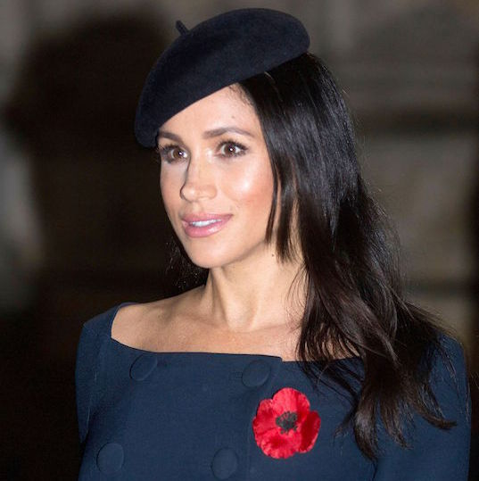Princess Diana S Inspired Meghan Markle S New Hair