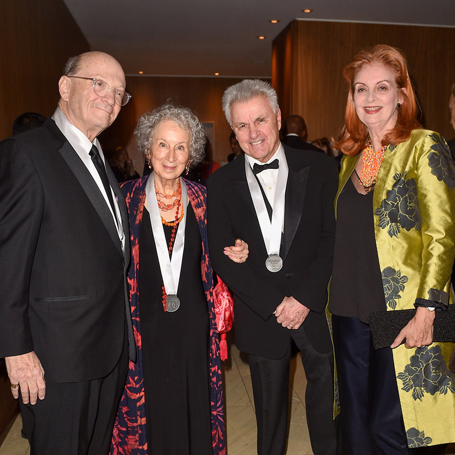 <h2>WRITERS' TRUST GALA</h2>