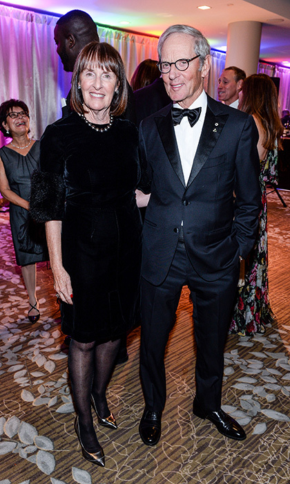 Francine and Lawrence Bloomberg