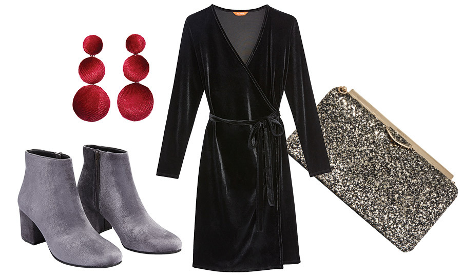 <h2>HOLIDAY PARTY GLAM</h2>