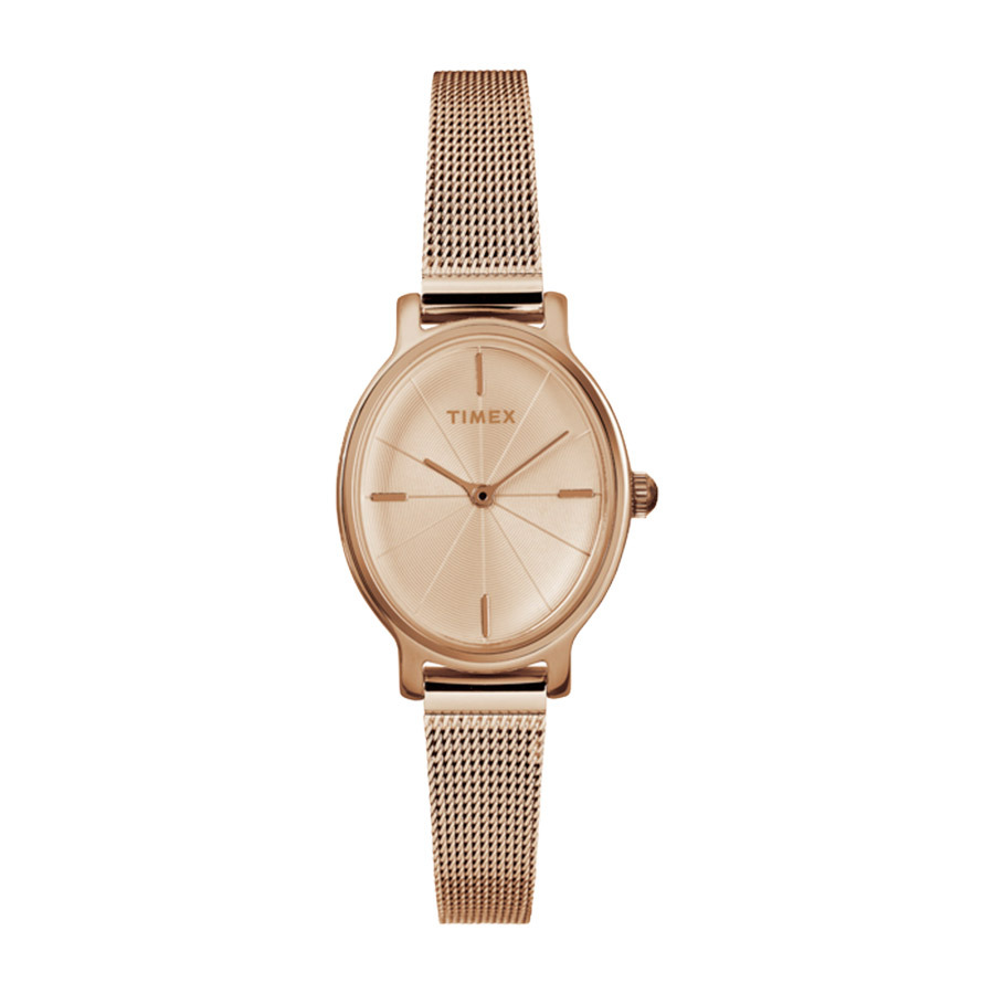 "Milano Oval Watch, $149, <a href=""https://timex.ca/"" target=""_blank"">timex.ca</a>"