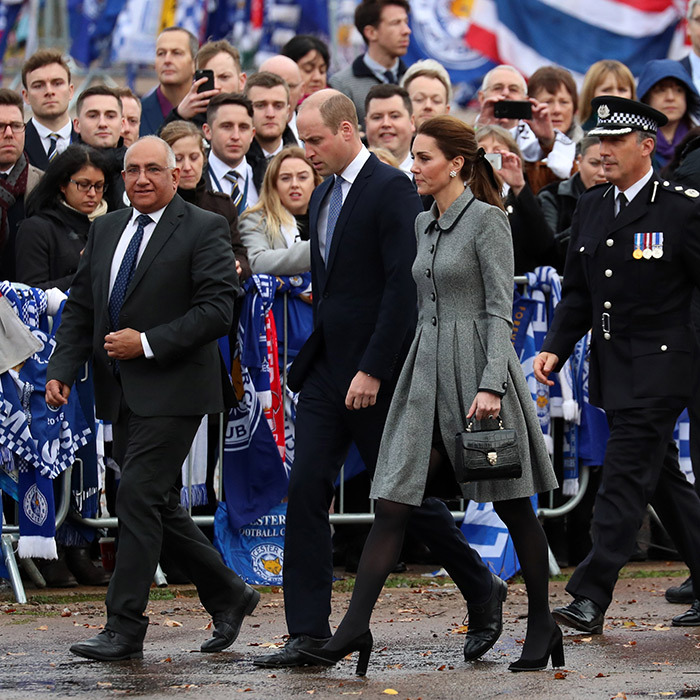 "After the tragic crash, which occurred at the stadium, avid football fan Prince William paid tribute to the ""big contribution to football"" made by the owner of Leicester City. ""My thoughts today are with the family and friends of Vichai Srivaddhanaprabha and all the victims of the terrible crash at Leicester City Football Club,"" he said. ""I was lucky to have known Vichai for several years. He was a businessman of strong values who was dedicated to his family and who supported a number of important charitable causes. He made such a big contribution to football, not least through Leicester City's magical 2016 season that captured the imagination of the world."" Prince William, who is the president of the FA, then concluded: ""He will be missed by all fans of the sport and everyone lucky enough to have known him.""
