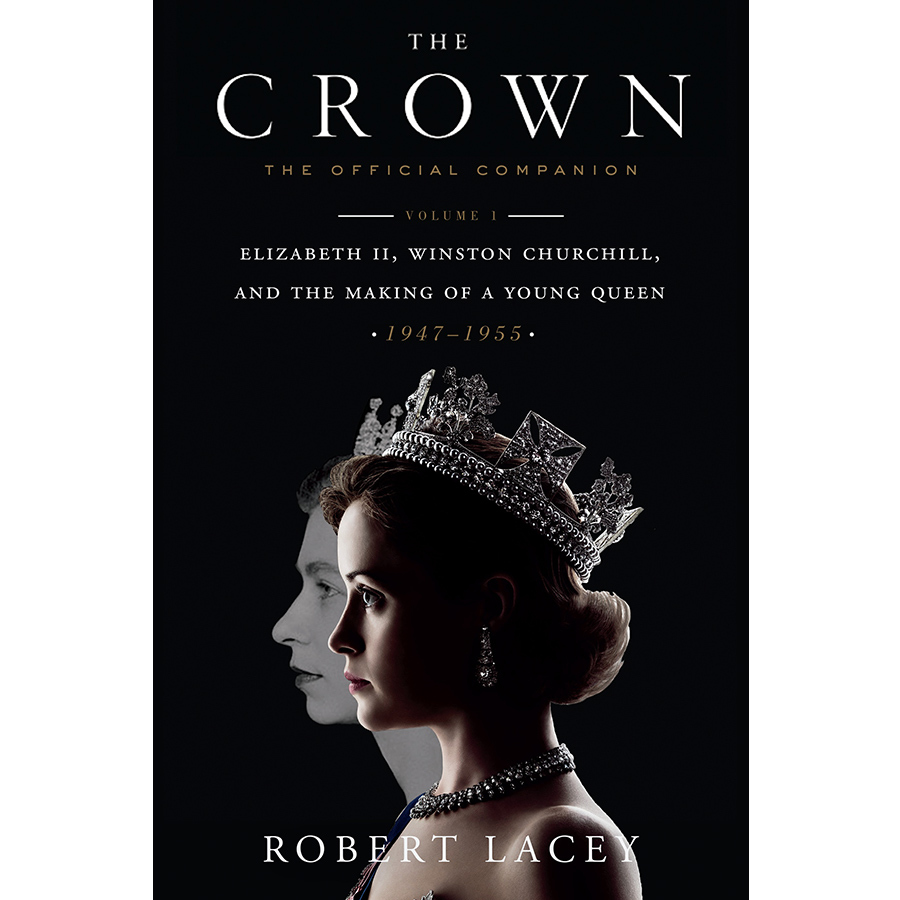 If you've got a <em>The Crown</em> binger on your list, this companion will fill the void until the highly anticipated third season kicks off next year with a whole new cast! 
