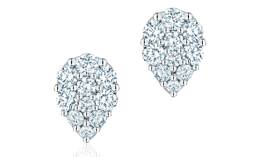 The Duchess of Sussex is a longtime lover of the Canadian jewellery brand, often frosting herself with their $12,000 Snowflake Snowstorm Diamond Earrings!