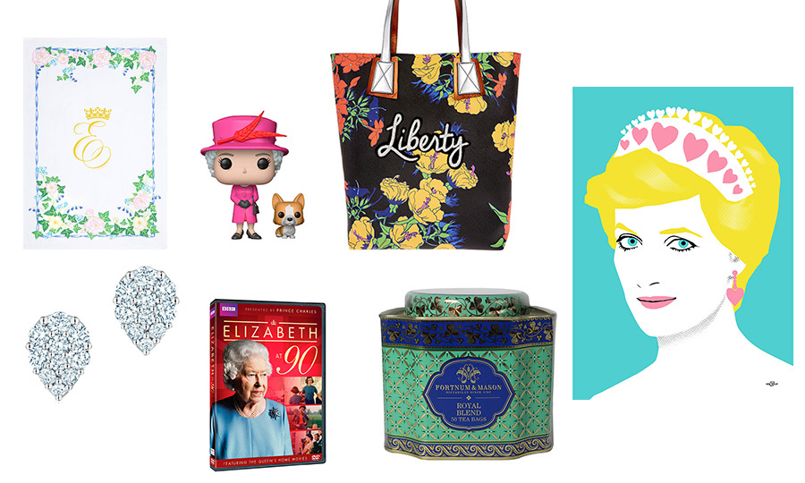 After a year that saw the world tune in for two royal weddings and welcome a new baby into the fold, there are few gift lists without a royal lover in their midst. But we've got you covered! From books and DVDs to memorabilia, art and accessories, click through to see the best royally inspired gift ideas...