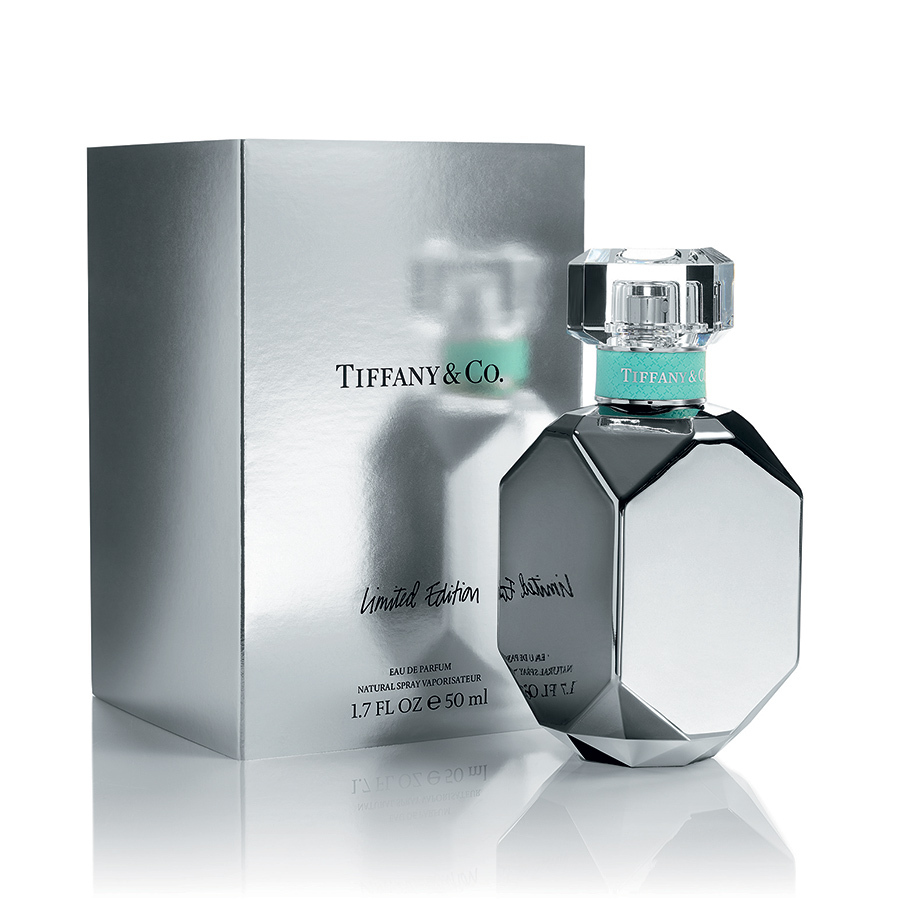 "Tiffany & Co. Eau de Parfum, $155 for 50 ml, <a href=""https://www.thebay.com/"">thebay.com</a>"