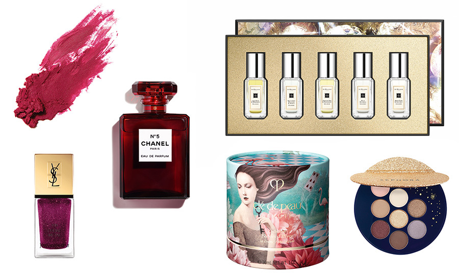 If you've got a Rihanna or Margot Robbie on your list, we've got the luxe goodies they'll be thrilled to find under their trees this year! From a cult classic fragrance that comes dressed up in a limited-edition red bottle to a pretty and pricey crème in a special-edition rose-pastel jar inspired by Alice in Wonderland, look no further than these nine picks for the discerning beauty lover...