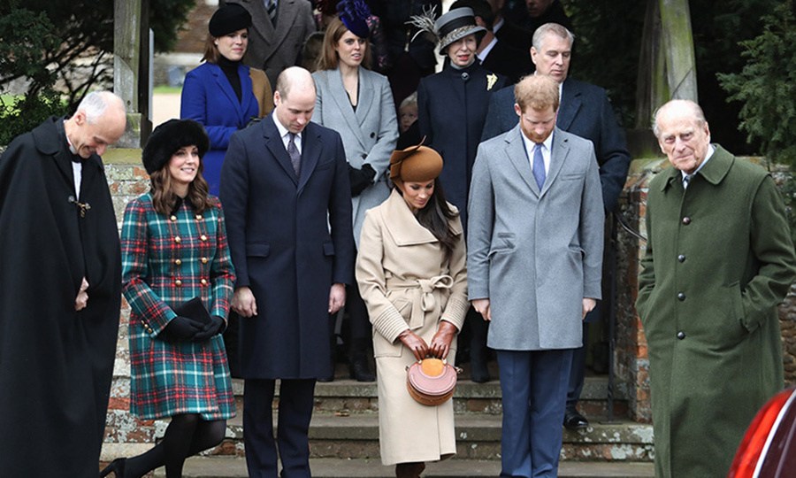 Prince William and Kate Middleton to spend Christmas at Sandringham