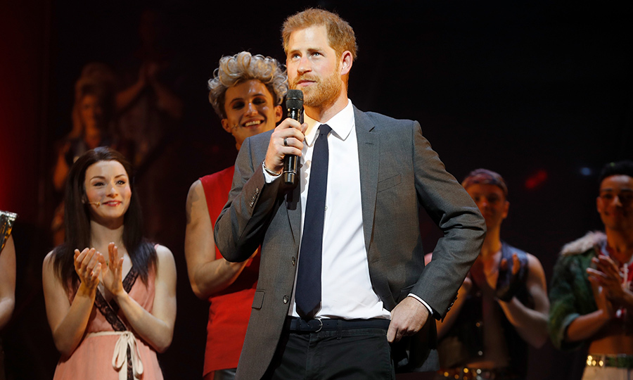 Prince Harry stepped out for a solo night at the theatre on Dec. 4 to take in the rock musical <em>Bat Out of Hell</em>! He was there to support the Invictus Games Foundation, which aims to inspire recovery, support rehabilitation and generate a wider understanding and respect for wounded, injured and sick Servicemen and women.