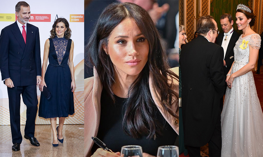 "The busy holiday season is in full swing and </tags/0/royal-style/>stylish royals</a> have been hitting the town, from Spain to London and even Argentina! We've rounded up the best royal fashion moments in December on the <a href=""/tags/0/kate-middleton/"">Duchess of Cambridge</a>, <a href=""/tags/0/queen-letizia/"">Queen Letizia</a>, <a href=""/tags/0/meghan-markle/"">Duchess Meghan</a> and more.