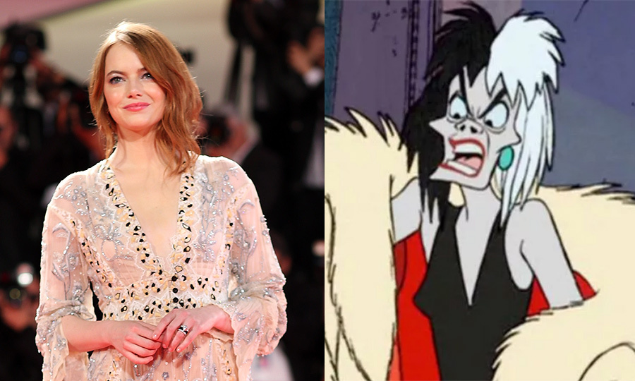 "<a href=""/tags/0/emma-stone/"">Emma Stone</a> will be slipping into Cruella De Vill's two-toned mullet for an origin story called <em>Cruella</em>, according to the <a href=""https://www.hollywoodreporter.com/heat-vision/disneys-cruella-de-vil-movie-gets-director-1166394"" target=""_blank"">Hollywood Reporter</a>. <em>I, Tonya</em> director Craig Gillespie is in early talks to helm the live-action take on the iconic <em>101 Dalmations</em> villain, notorious for her love of puppy fur. Emma is reported to be playing the character in the context of the '80s and with a decidedly punk vibe.