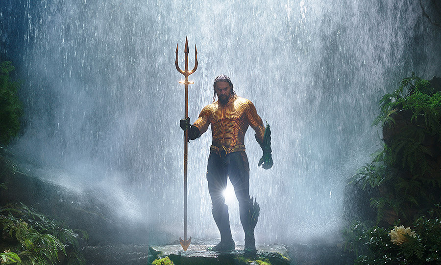 <h2>AQUAMAN</h2>