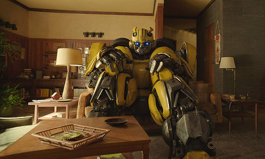 <h2>BUMBLEBEE</h2>