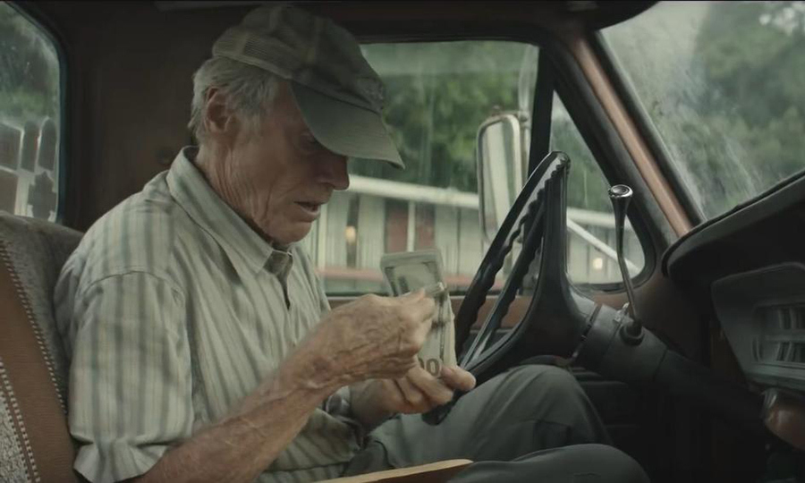 <h2>THE MULE</h2>