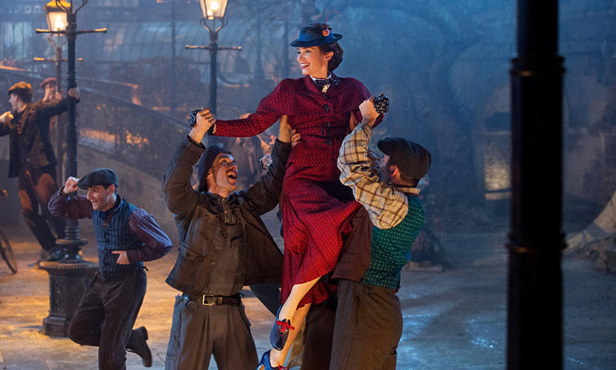 <h2>MARY POPPINS RETURNS</h2>