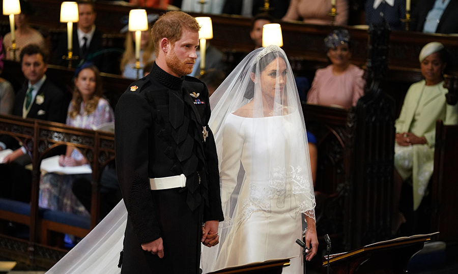 <h2>A royal wedding to remember</h2>