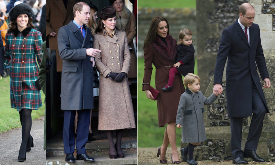 "It's the perfect time of year for breaking out the festive gear, and the <a href=""https://ca.hellomagazine.com/tags/0/kate-middleton""><strong>Duchess of Cambridge</strong></a> has solidified her place as the queen of royal Christmas style! From her go-to berry hues to checked prints and slouchy boots, Kate always leaves fashion fans with a healthy dose of <a href=""https://ca.hellomagazine.com/fashion/02018120348839/royal-style-holiday-party-looks"">holiday style inspiration</a>.