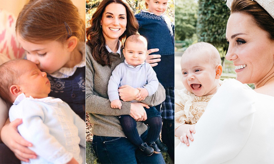 "<p><a href=""/tags/0/prince-louis/"">Prince Louis</a> of Cambridge came into the world on St. George's Day, his <a href=""/tags/0/kate-middleton/"">mom Kate</a>'s reported due date, and the little brother to <a href=""/tags/0/prince-george"">Prince George</a> and <a href=""/tags/0/princess-charlotte"">Princess Charlotte</a> was cute as a button - despite being the <a href=""/tags/0/prince-william/"">Duke</a> and Duchess's largest baby to date at 8 lbs 7 oz!</p>