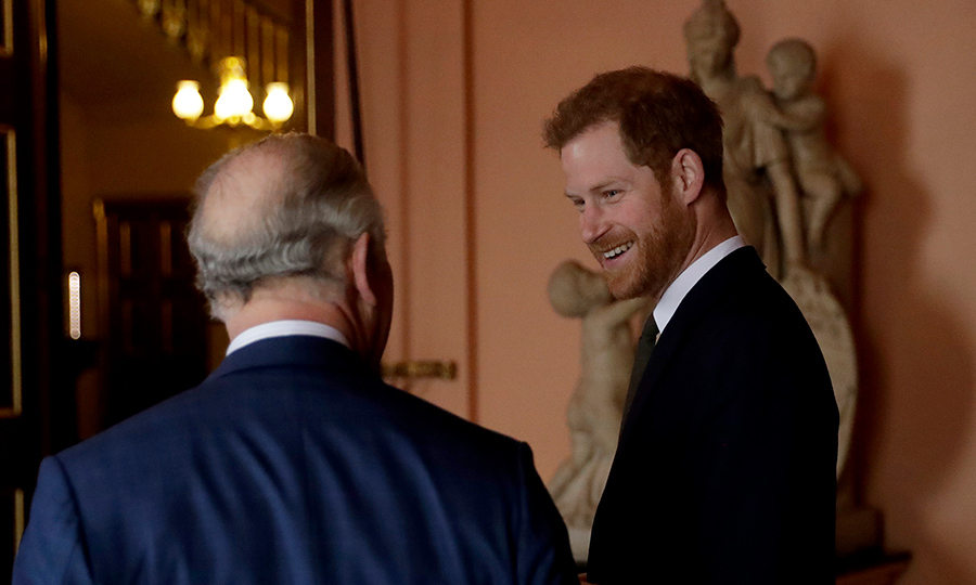 <h2>Celebrating Prince Harry's first Father's Day</h2>