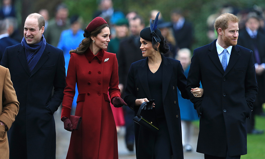 "The <a href=""/tags/0/british-royals/"">Royal Family</a> was out in full force for Christmas Day services in Norfolk, surrounding <a href=""/tags/0/queen-elizabeth-ii/"">the Queen</a> with love and festive cheer. Her Majesty is hosting her closest relatives at her Sandringham Estate for their annual celebration, and a trip to St Mary Magdalene Church is always a highlight for fans who get a glimpse of the stylish royals making their way in and out of the church. 