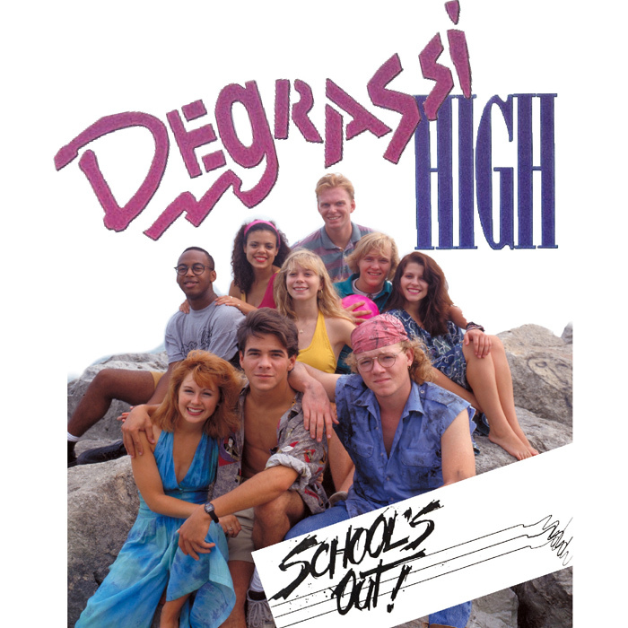 She's paid her Canuck dues! Before Sandra really broke out in the film scene, she made a brief appearance in a movie spinoff of one of Canada's most beloved series, <em>Degrassi</em>.