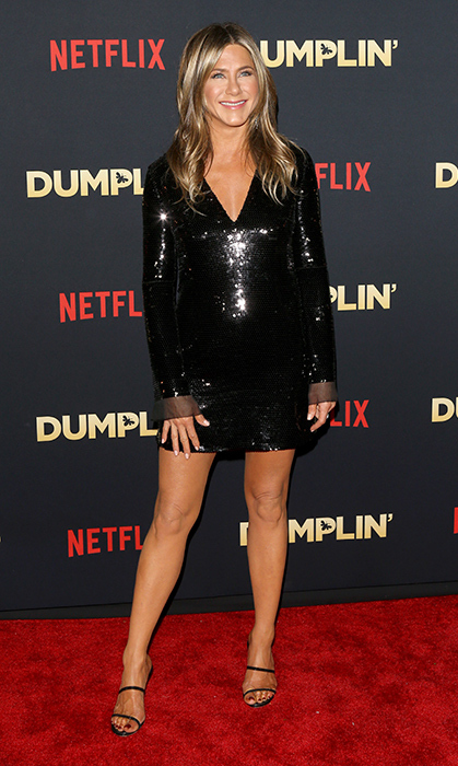 <h2>JENNIFER ANISTON - 50</h2>