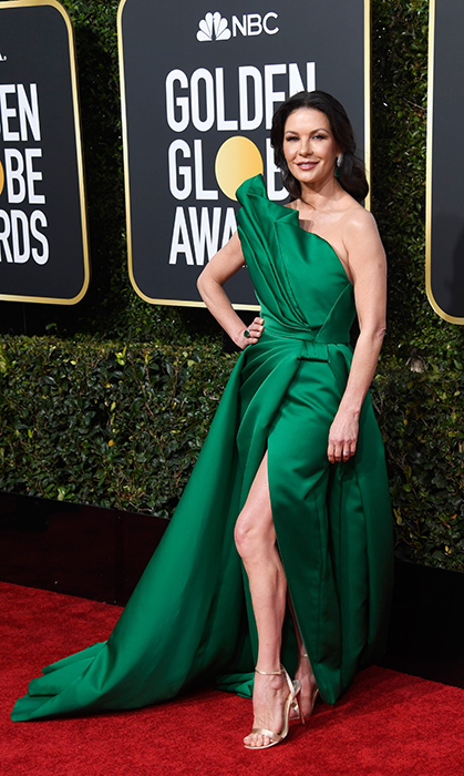 Catherine Zeta-Jones in Elie Saab