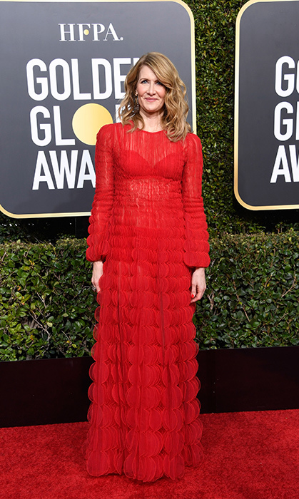 Laura Dern in Valentino