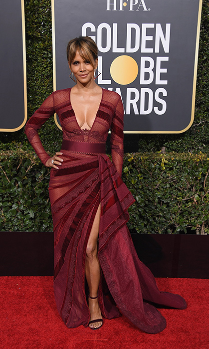 Halle Berry in Zuhair Marad