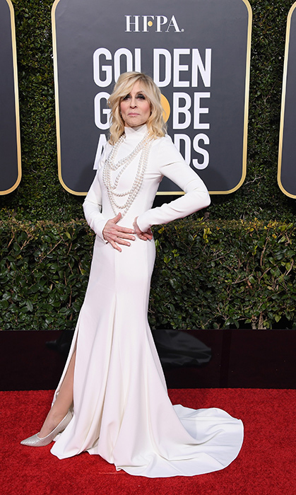 Judith Light in Christian Siriano