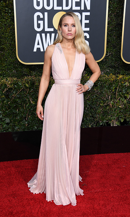 Kristen Bell in Zuhair Marad