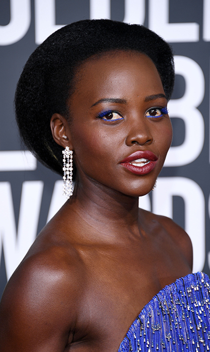 Lupita Nyong'o in Bulgari