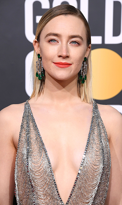 Saoirse Ronan in Chopard