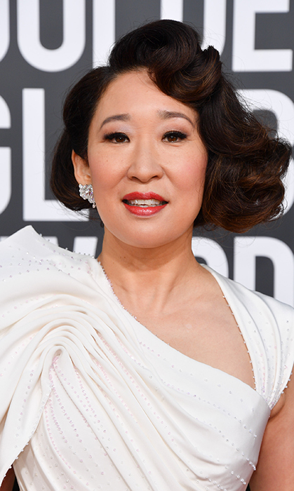 Sandra Oh in Forevermark