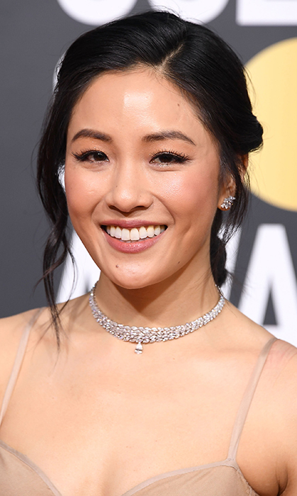 Constance Wu in Messika