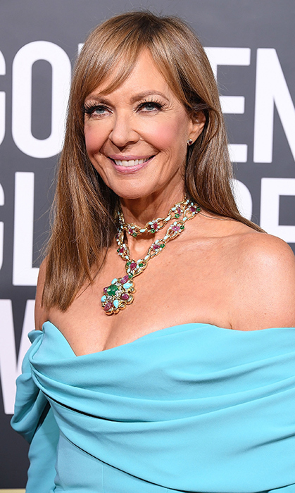 Allison Janney in David Webb