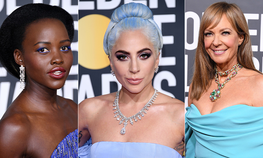 "The Golden Globes helped kick off the New Year and red-carpet season, so naturally some of the night's biggest talent turned up in the glitziest jewels to celebrate! From Golden Globe nominee <a href=""https://ca.hellomagazine.com/tags/0/lady-gaga/""><strong>Lady Gaga</strong></a>'s show-stopping Tiffany and Co. creations to <a href=""https://ca.hellomagazine.com/tags/0/allison-janney/""><strong>Allison Janney</strong></a>'s colourful David Webb baubles and <em>Crazy Rich Asians</em> star Constance Wu's chic Messika choker, Hollywood heavyweights shined bright like diamonds on Sunday (Jan. 6).