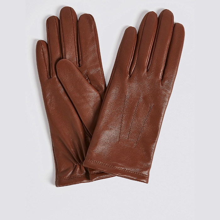 <h2>Leather gloves</h2>