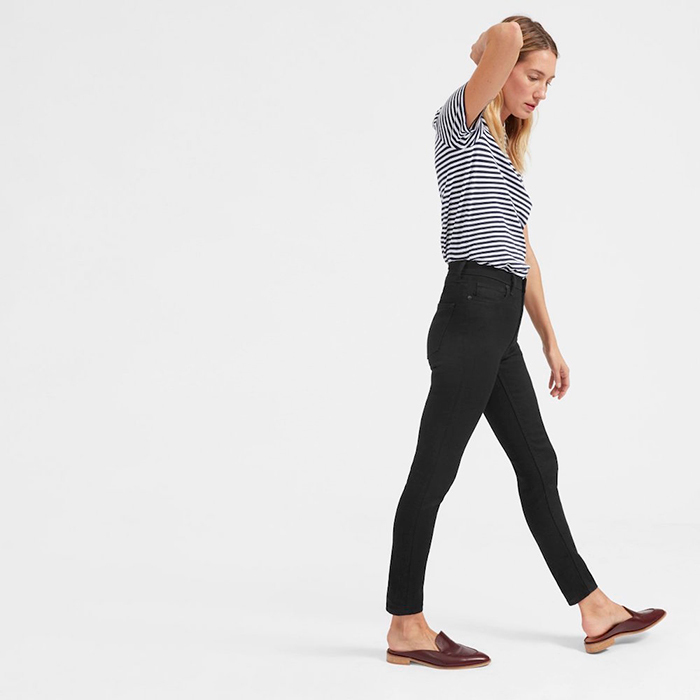 <h2>Classic black jeans</h2>
