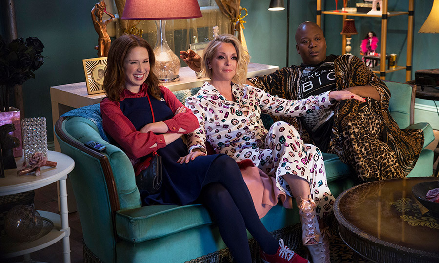 <h2>Unbreakable Kimmy Schmidt</h2>